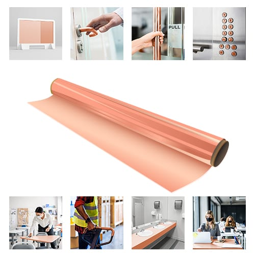 antimicrobial-copper-film
