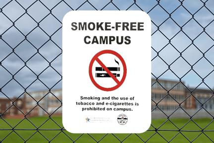 smoke-free-awareness-sign