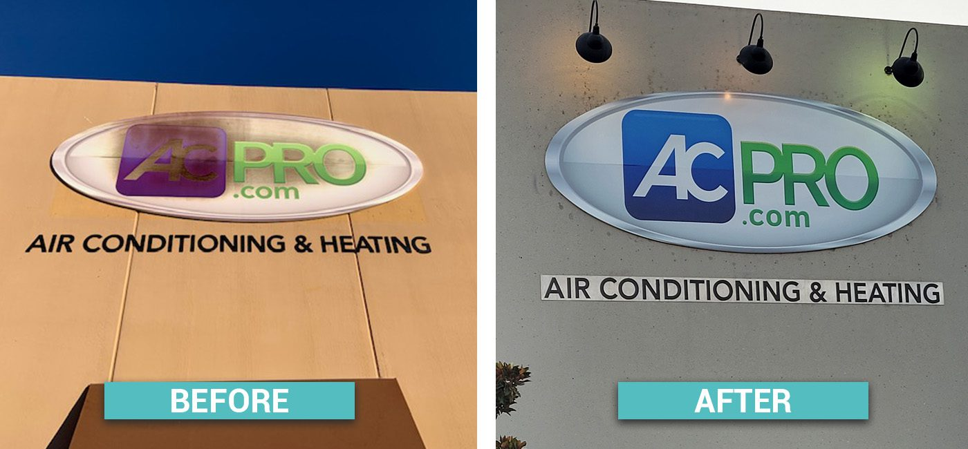 AC-Pro-refresh-and-replace-exterior-signage